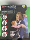 Внешний вид - Monbebe 4 Position Baby Carrier with Memory Foam Straps, Soho BOX DAMAGED