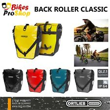 ORTLIEB Back Roller CLASSIC (Pair) - Bike Bicycle Panniers Bags GERMANY 2020