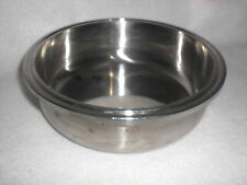 "6"" stainless steel Shatter platter, Must have for Closed Loop Extractor"