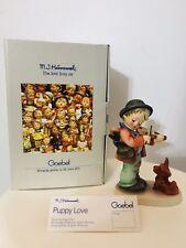 "Vintage Goebel Hummel #1 ""Puppy Love"" TMK6 Excellent Condition With Box"