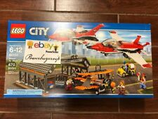 NEW LEGO 60103 Lego City Airport Air Show Creative Play Building Toy 2 DAY GET