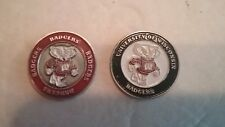University of Wisconsin-Badgers Golf Ball Marker Double Sided