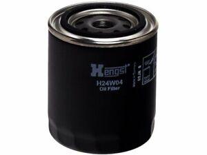 For 1998-2005 Volkswagen Passat Oil Filter Hengst 16588KR 1999 2000 2001 2002