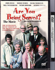 DVD Bob Kellett ARE YOU BEING SERVED THE MOVIE Anchor Bay WS R1 OOP NEW