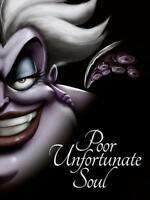 Little Mermaid: Poor Unfortunate Soul (Villain Tales 208 Disney), autumn (AUU29)