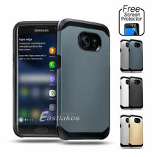 Silicone/Gel/Rubber Metallic Mobile Phone Cases, Covers & Skins for Samsung Galaxy S7 edge