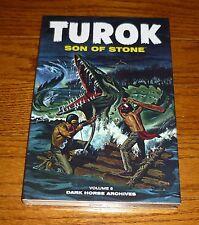 Turok Son of Stone Archives Volume 5 SEALED Dark Horse hardcover DELL Comics +