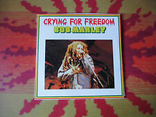 ♫♫♫ Bob Marley - Crying for Freedom 3LP TOP ♫♫♫