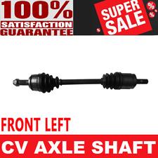 FRONT LEFT CV Joint Axle Shaft For HONDA CIVIC 06-11 L4 1.8L 1799cc FWD
