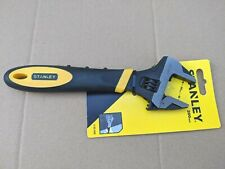 STANLEY 200MM ADJUSTABLE WRENCH NEW