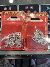 Warhammer Fantasy Battles Long Drong Slayers Pirates dented Unopend 8592f X2