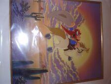Tribute to Friz hand painted Warner Bros. cel