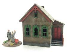 """RUSSIAN House"" (2) - 28 mm-assemblé MDF et peint à Collector's Standard"