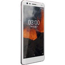 Nokia 3.1 5.2Zoll Dual SIM 4G 2GB 16GB 2990mAh Weiss (11ES2W01A17)