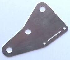 Cavidad de control de aluminio Stratocaster Ground blindaje Placa Vintage Style Strat