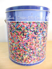 "NEW Hallmark ""Colorful Balls"" Sealed 400 Piece Family Jigsaw Puzzle Metal Tin"
