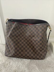 Louis Vuitton Delightful Bag and matching purse
