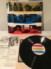Synchronicity - The Police [1983 vinyl LP, A&M]