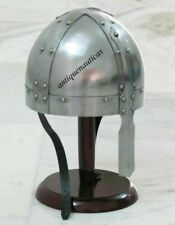 New listing Medieval Collectible Vintage Norman cap style Warrior Armor Helmet Reproduction