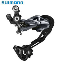 Shimano Alivio M4000 9 Speed MTB Rear Mech Long Cage Shadow Derailleur Black New
