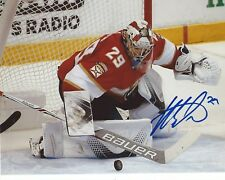 Harri Sateri Signed 8x10 Photo Florida Panthers Autographed COA