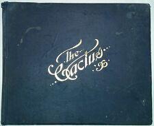 UT University of Texas Austin 1896 Cactus Yearbook Annual Volume III Very Rare