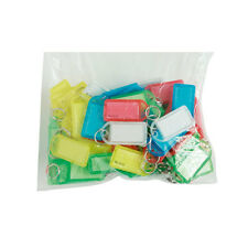 100 portachiavi a colori personalizzabili x camping hotel ditta azienda chalet