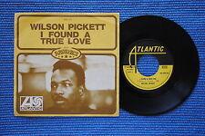 WILSON PICKETT / SP ATLANTIC 650 114 / BIEM 1968 ( F )