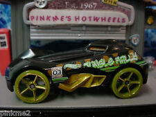2013 JUNGLE RALLY Design Ex RD-03∞Black; Oconnor 03 Mcclone☆New LOOSE☆Hot Wheels
