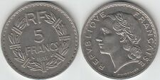 +gertbrolen+  5 Francs  1938 Lavrillier en Nickel