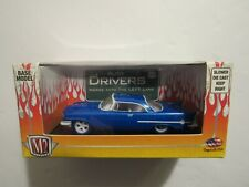 M2 AUTO DRIVERS 1957 57 CHRYSLER 300C Machines CHASE Blue Tires