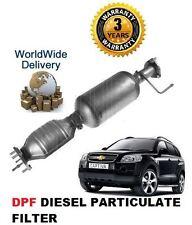 Per Chevrolet Captiva VCDi 2.0 DT 2007-2011 NUOVO DPF Particolato Diesel Filtro
