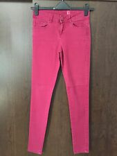 Mesdames YESYES Berry Couleur Jean Skinny Taille 10