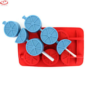 Silicone Ice Cube Tray Freeze Mold Bar Jelly Pudding Chocolate Ice Mould Maker