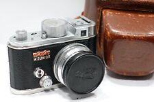 Robot * Junior camera & Schneider 1.9/40 Xenon lens, m/i Germany 1954-60, Exc+