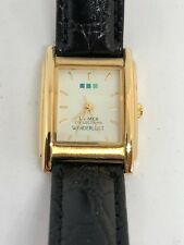 Working Ladies Gold LA MER Collection Wanderlust Quartz Watch BM