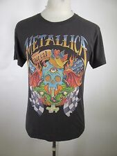 VTG Metallica Cotton Short Sleeve T-Shirt Tee Size M 38-40 14305