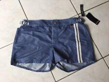 Short de bain HOM Blue Jean taille 3 soit 42/44 neuf 99€