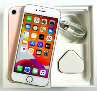 Apple iPhone 7 32GB Rose Gold Unlocked Sim Free A1778 GOOD GRADE B/C 994