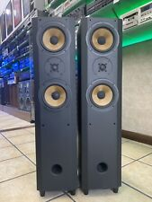 SONY SS-X7 250 Watts RMS Two Way High End Vintage monitor Speakers Good Look