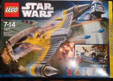 Lego Star Wars, 7877, Naboo Starfighter, ungeöffnet
