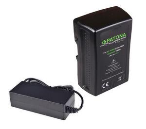 PATONA Montaje - V Batería Con 190Wh Con Llave D Y USB Salida + Cargador