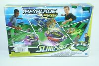 Beyblade Burst Turbo Slingshock Cross Collision--Battle Set_ US STOCK