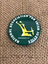 More details for rare 'national association for irish justice irish republican american ira badge