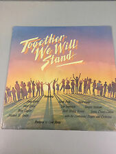 TOGETHER WE WILL STAND (Christian Artist Records 1985) LP -NEW/sealed