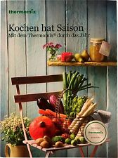 Kochbuch Vorwerk Thermomix KOCHEN HAT SAISON Buch Rezepte TM6 TM5 sk24