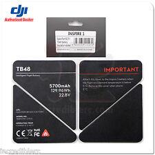 Camera Drone Quadcopter - DJI Inspire 1 Part 51 TB48 Battery Insulation Sticker