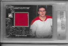 14-15 Ultimate Memorabilia Jacques Lemaire Cup Heroes Jersey # CH-8 #d/20