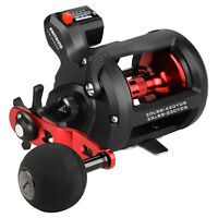 KastKing Rekon Line Counter 5.3:1 Round Conventional Fishing Reel Saltwater Reel