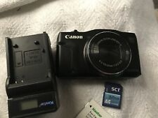 Canon PowerShot Sx700 Hs Wi-Fi Digital Camera 30X Optical Zoom with Accessories